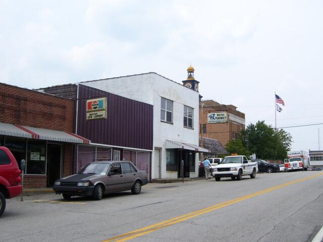 Hendrick street image