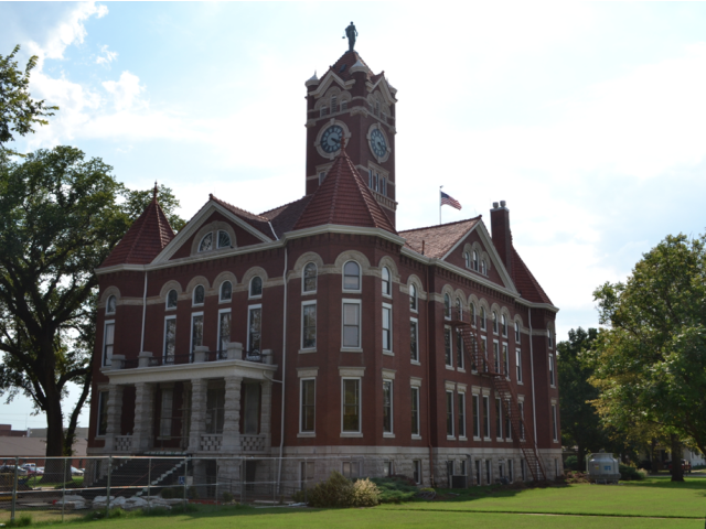 Harper County Courthouse image