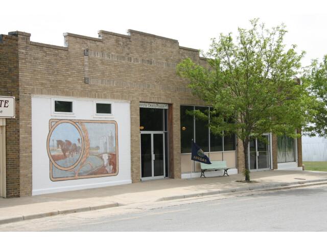 Comanche County Museum  Coldwater  Kansas image