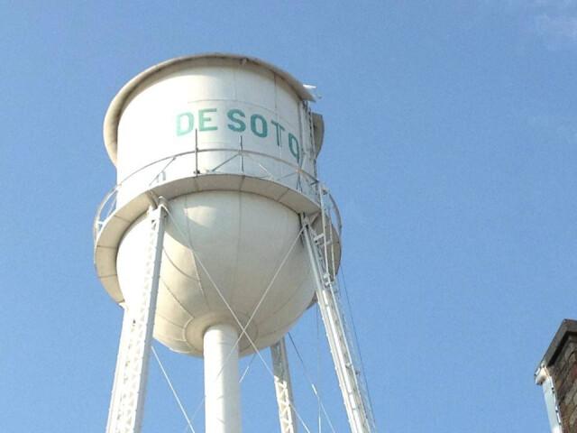 Desotokswatertower image