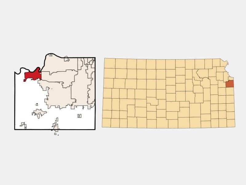 De Soto locator map