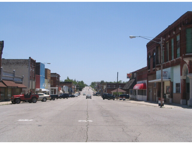 Downtown Galena image