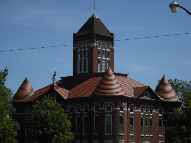Anderson County Courthouse image