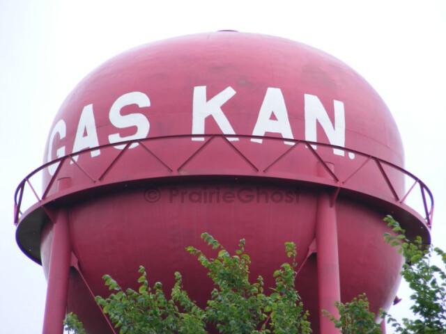 Gaskanwatertower image