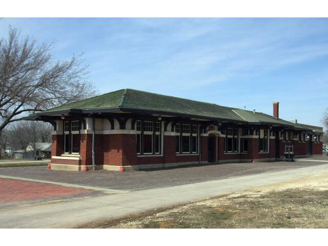 Eureka Santa Fe Depot image