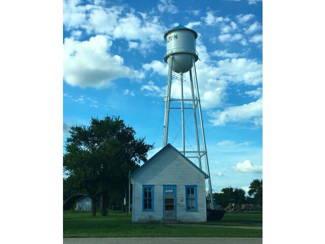Hamilton-water-tower image