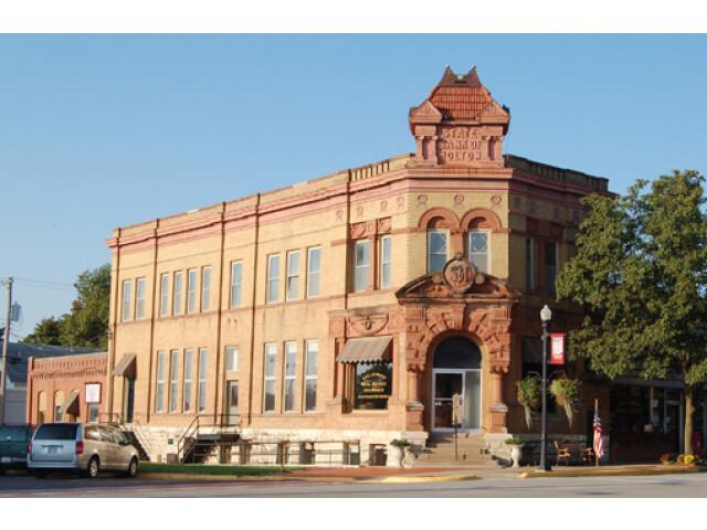 Holton 'Kansas' State Bank image