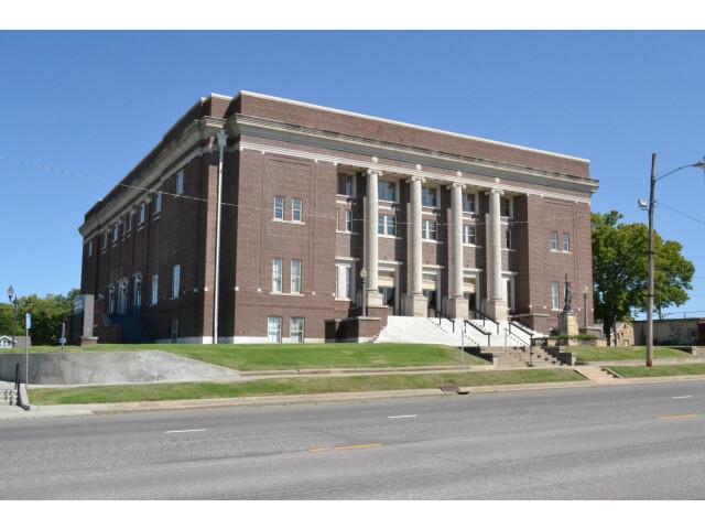 Memorial Hall  Independence  KS image