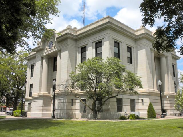 Phillips Co KS Courthouse image