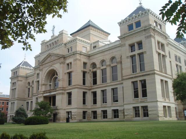 Sedgwick county kansas courthouse 2009 image