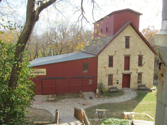Oxford Mill - front image