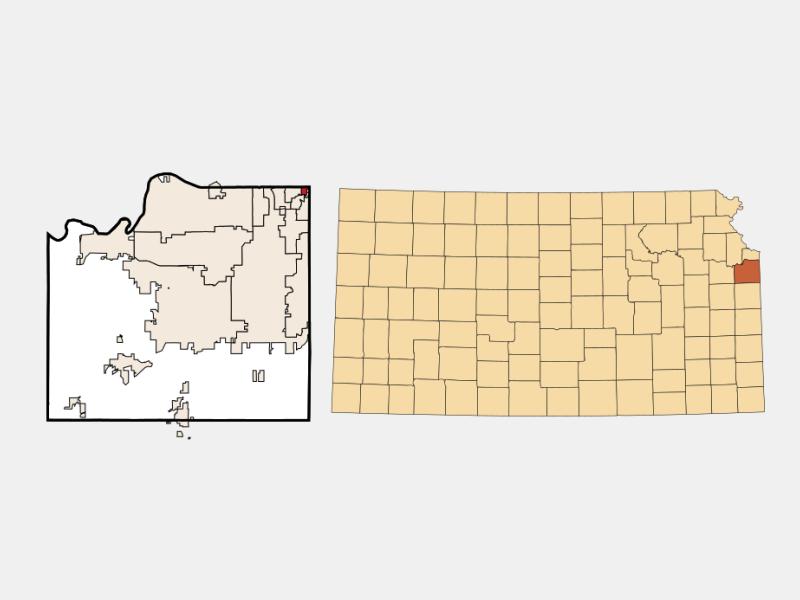 Westwood locator map