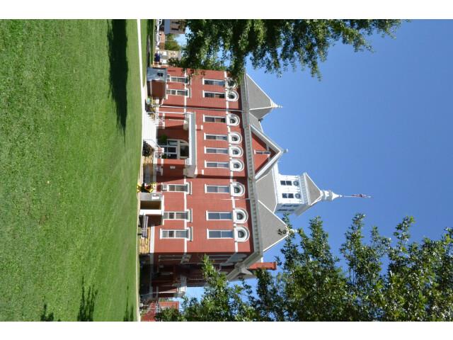 Woodson County Courthouse  Yates Center  KS image