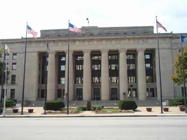 Wyandotte County Kansas courthouse image
