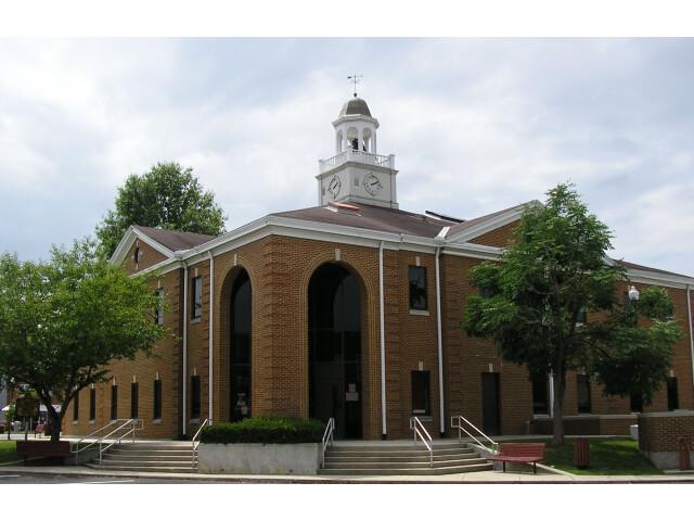 Clinton County Kentucky courthouse image