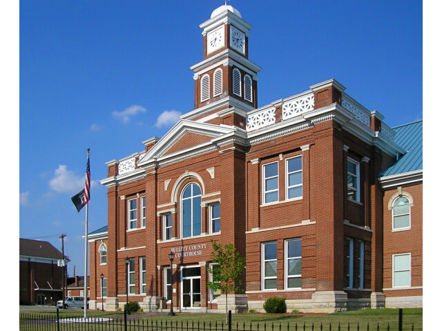 Bullitt County Kentucky Courthouse image