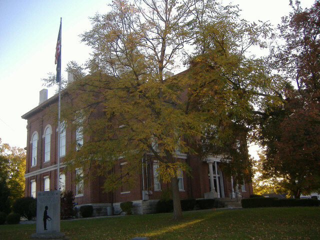 Hickman County Courthouse KY image