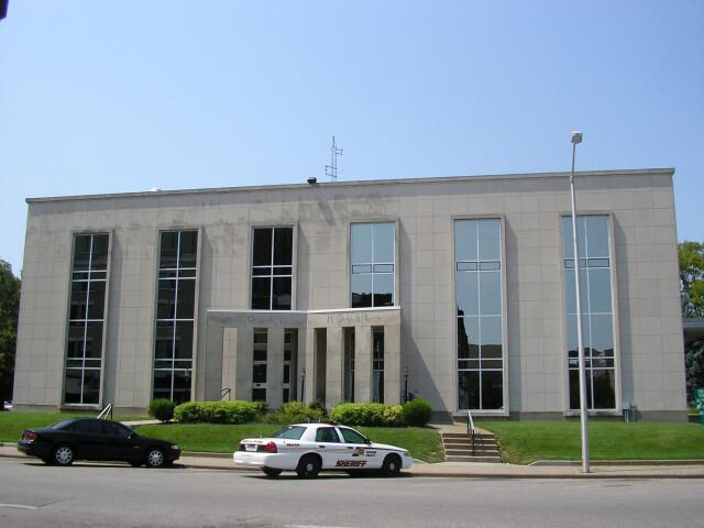 Daviess County  Kentucky courthouse image