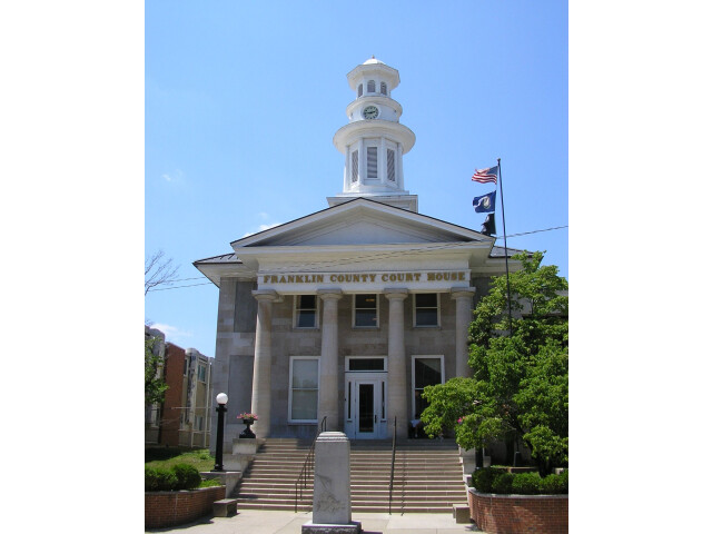 Franklin county ky courthouse image