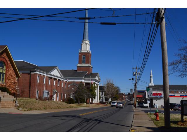 South Green Street Glasgow Kentucky 03-15-2014 image