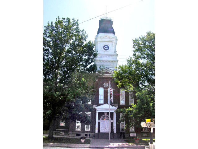 Henry County  Kentucky courthouse image