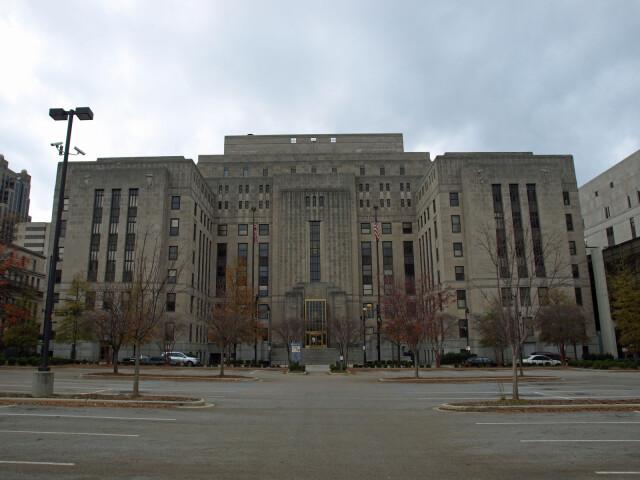 Jefferson County Courthouse Birmingham Nov 2011 02 image