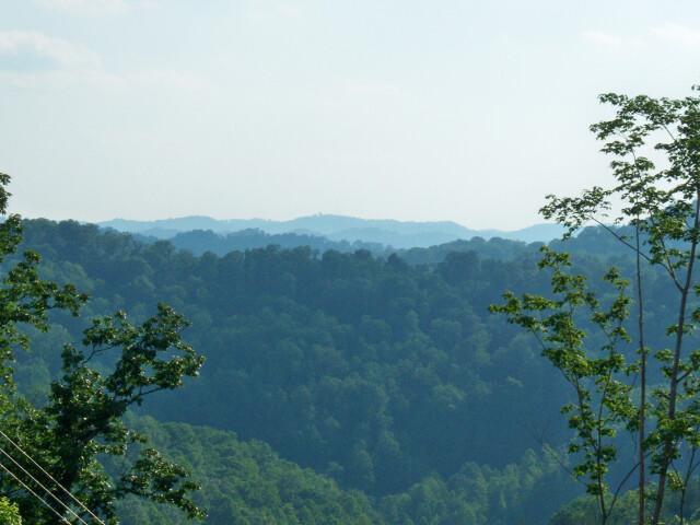 Johnson County  Kentucky scenery image