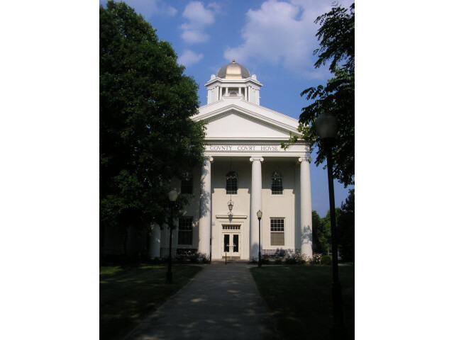 Kenton county courthouse image