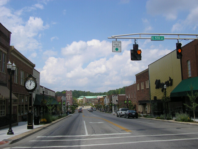 Downtown London KY image