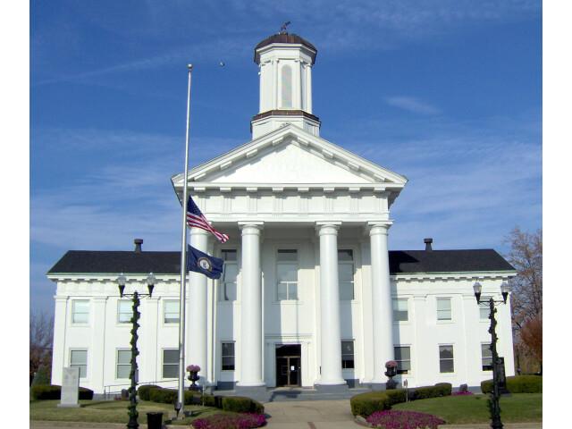 Madison County  Kentucky courthouse image