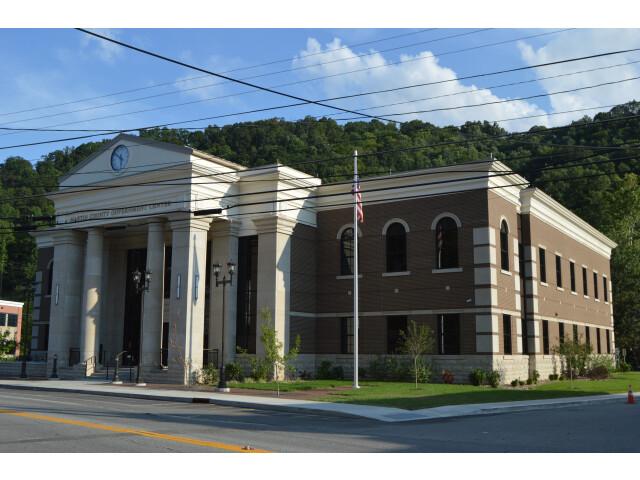 Martin County Government Center  Inez image