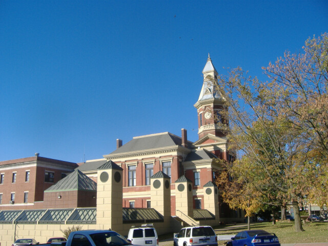 Graves County Courthouse KY image