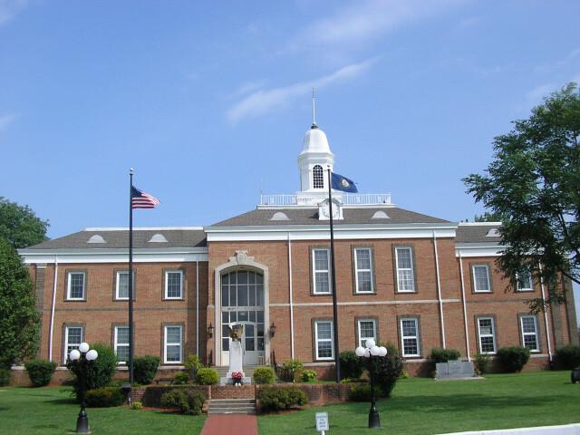 Monroe County Kentucky courthouse image