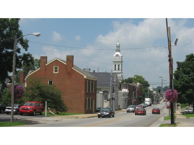Main Street in Nicholasville image
