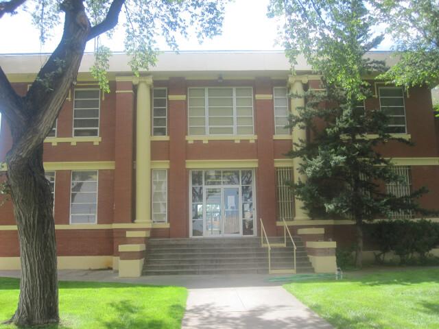 Oldham County  TX  Courthouse IMG 4904 image