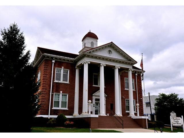 Pendleton County Courthouse  West Virginia image