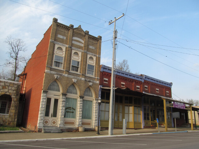 Sebree  Kentucky buildings 4-11-2014 image