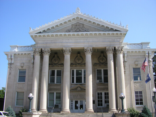 Shelby county kentucky courthouse image