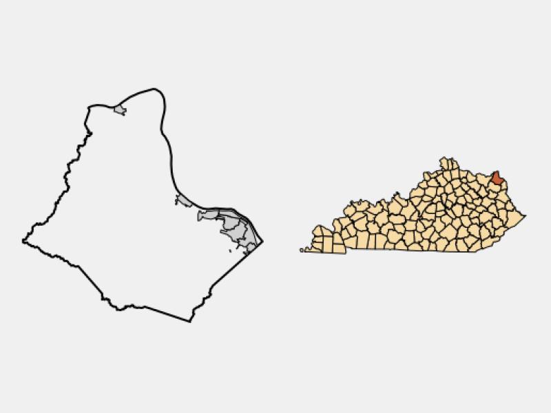 South Shore locator map