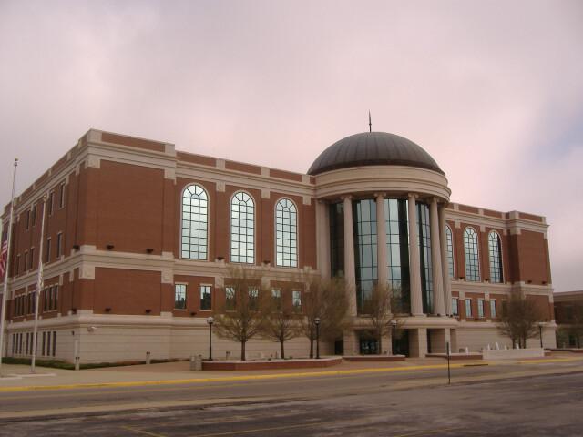 Warren County Kentucky new courthouse image