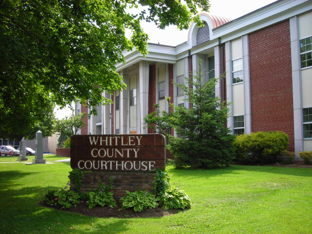 Whitley County  Kentucky Courthouse image