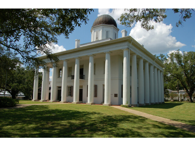 East Feliciana Parish Courthouse Clinton La1 image