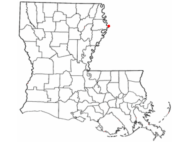 Delta location map