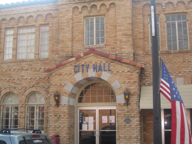 Revised City Hall  Homer  LA IMG 6298 image