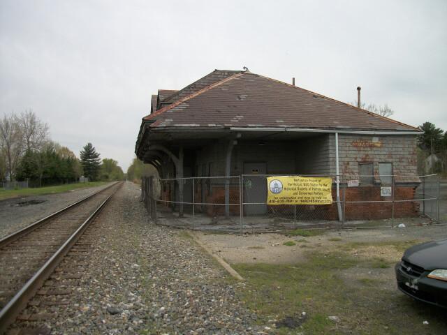 Aberdeen B%26O Station image