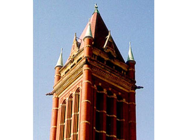 Cumberland maryland courthouse image