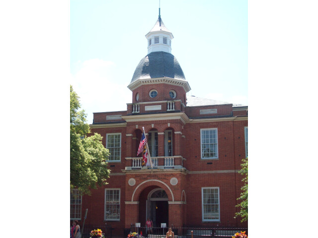 Anne Arundel County Courthouse Jul 09 image