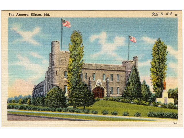 The Armory  Elkton  Md '75030' image