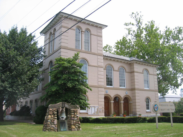 Dorchester County Courthouse image