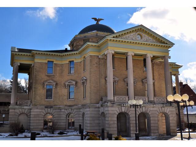 Garrett County Courthouse  Maryland image